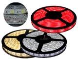 TIRA DE LEDS 5050 60 LED/M X 5 METROS EXTERIOR 12V