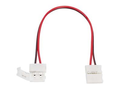 CONECTOR PRENSA  - CABLE -  PRENSA PARA TIRAS LEDS