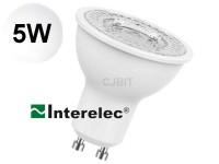 """DICROICA LED 5W 220V GU10 """"INTERELEC"""""""