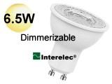DICROICA LED DIMERIZABLE 6.5W 220V GU10