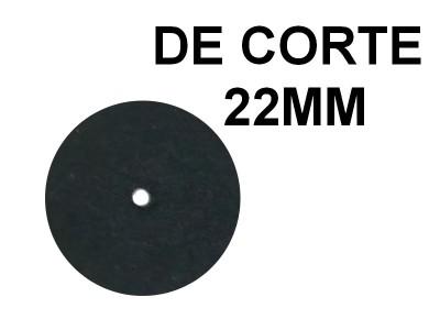 DISCO DE CORTE PARA MINITORNO X10