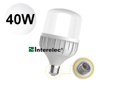 "LAMPARA LED HIGH POWER 40W 220V ""INTERELEC"""