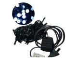 LUZ NAVIDAD X 100 LEDS COLOR  BLANCO FRIO 220V
