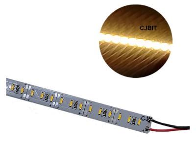 TIRA DE LEDS RIGIDA 4014 144 LEDS  12V BLANCO CALIDO
