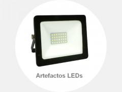 Artefactos LEDs